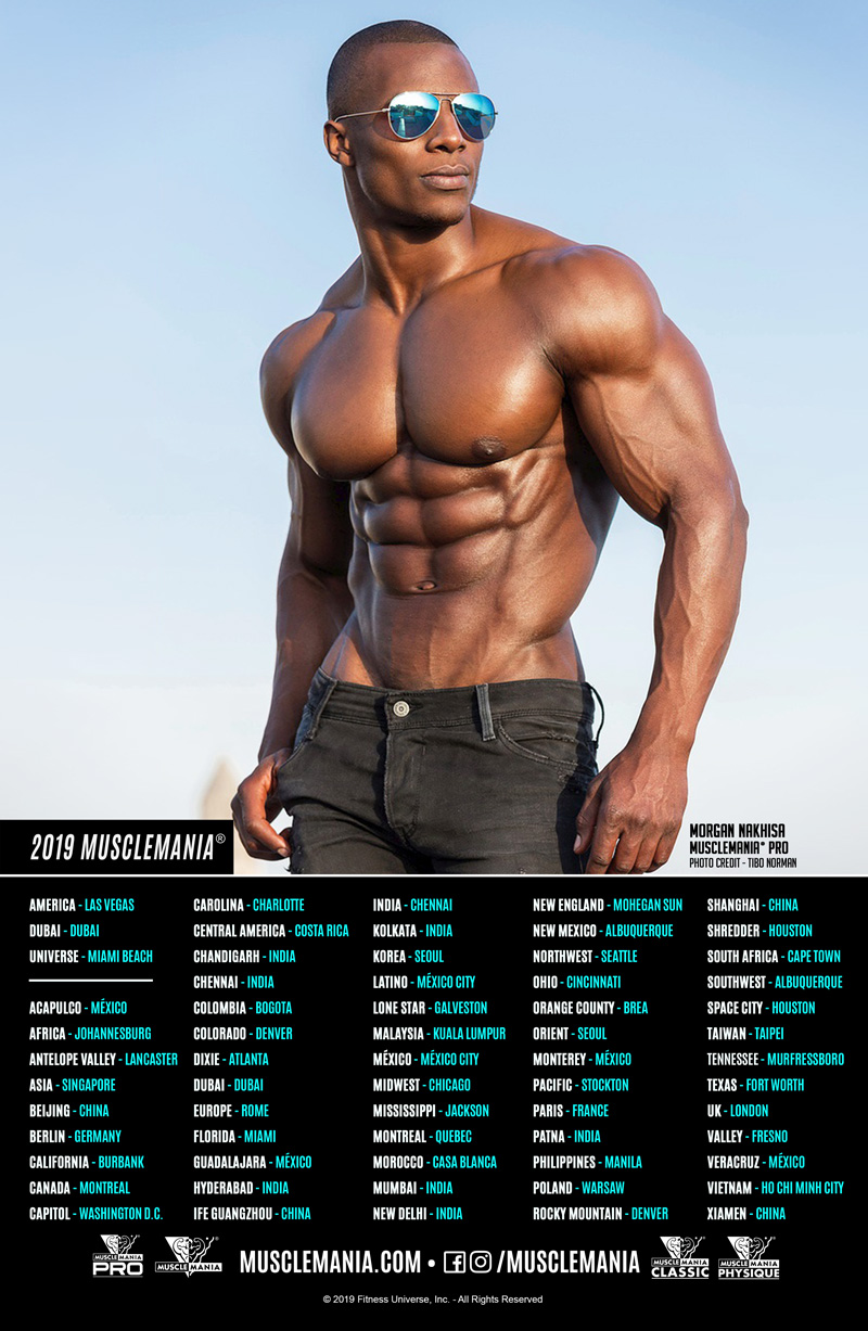 Natural Bodybuilding Musclemania - Home