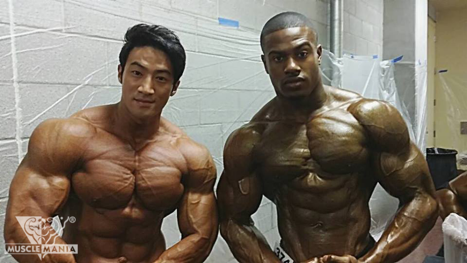 Media Muscle Stars - Musclemania Ulisses Jr Before And After
