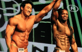 Ulisses Jr. - Musclemania Ulisses Jr Before And After