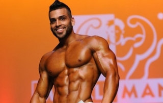 New Physique Champion
