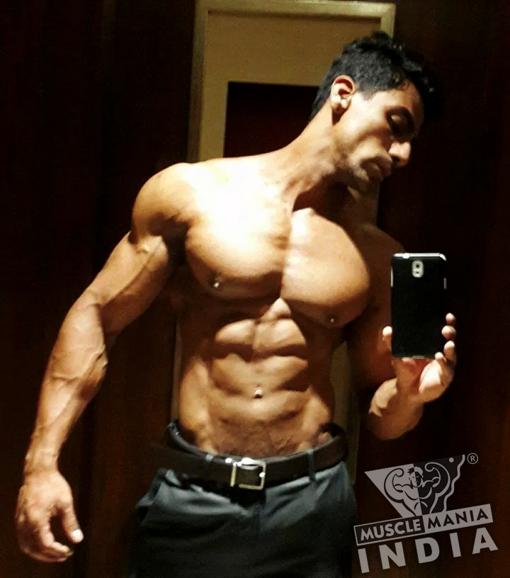 Indian - Musclemania