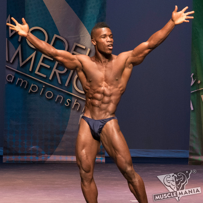 antelope valley - Musclemania