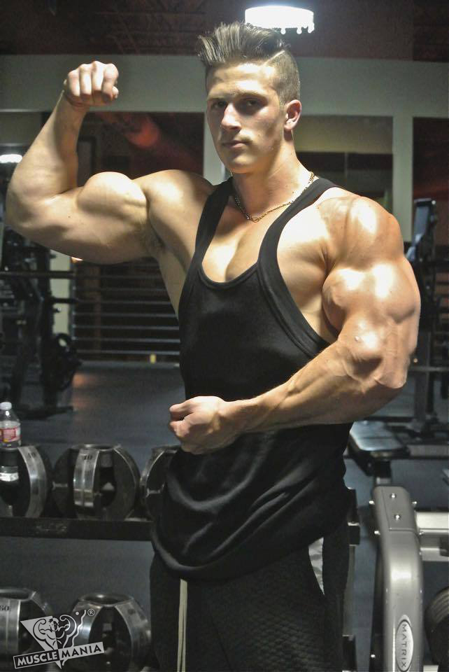 Musclemania Natural Bodybuilding - Classic Junior Physique