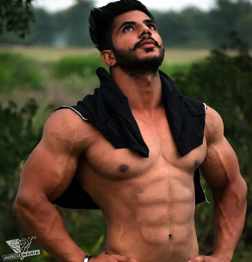 Musclemania Natural Bodybuilding - Wanted to Be Big!