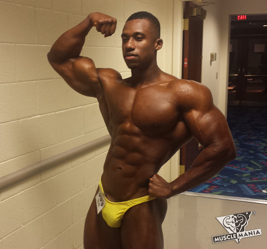 Musclemania Natural Bodybuilding - Father's Big Arms