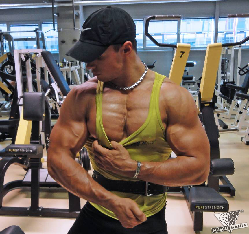Musclemania Natural Bodybuilding - Feeling Overtrained
