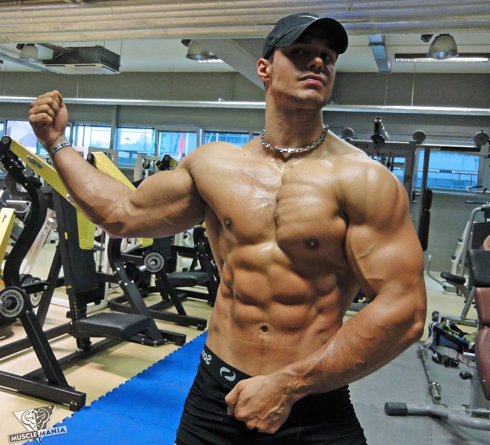 Musclemania Natural Bodybuilding