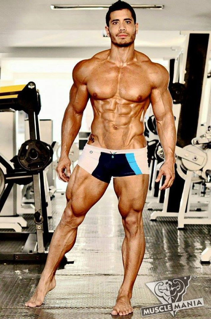 Musclemania Natural Bodybuilding - Aesthetic Aspirations