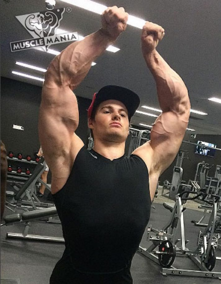 Completing Symmetry - Musclemania