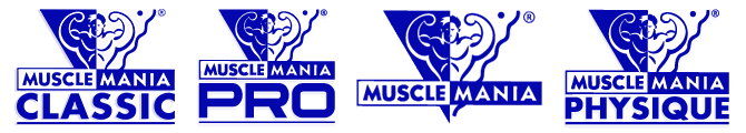 Musclemania Logo
