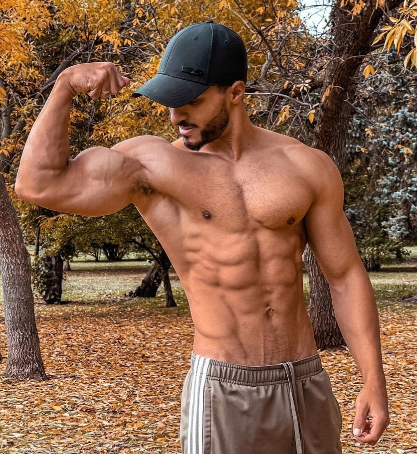 His Biggest and Leanest!
